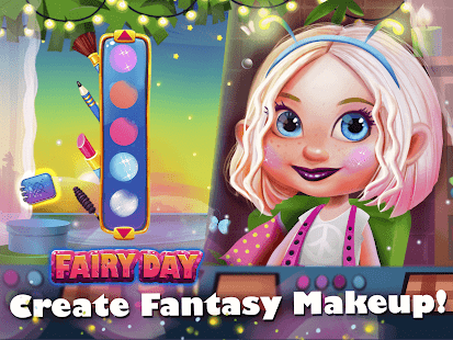 Fairy Day Dress Up & Care- screenshot thumbnail