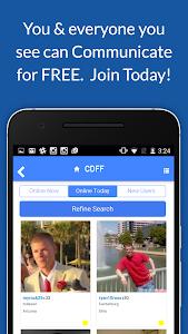 Christian Dating For Free App screenshot 4