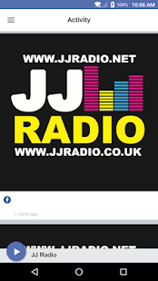 JJ Radio- screenshot thumbnail