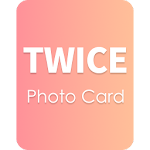 PhotoCard for TWICE Icon