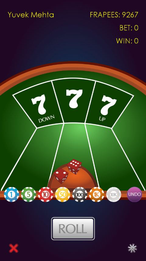 Seven Up (game)