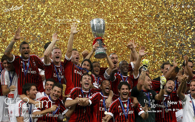 AC Milan HD Wallpapers Rossoneri Theme