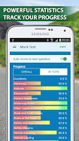 Screenshot of Motorcycle Theory Test +Hazard