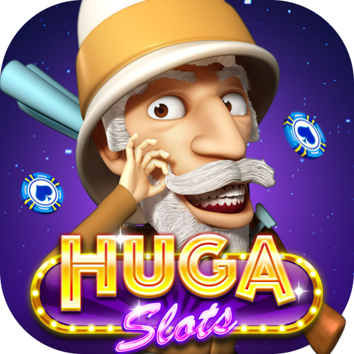 HUGA Slots - Original FREE Casino Game (game)