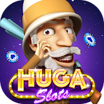 HUGA Slots 野蠻世界老虎機 - 正宗老虎機水滸傳、潘金蓮拉霸機 Icon