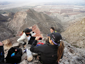 Photo: Trekking Cerro Blanco, Zonda