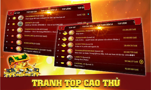Game Danh Bai Online - Casino 2017 4.0.2 screenshots 5