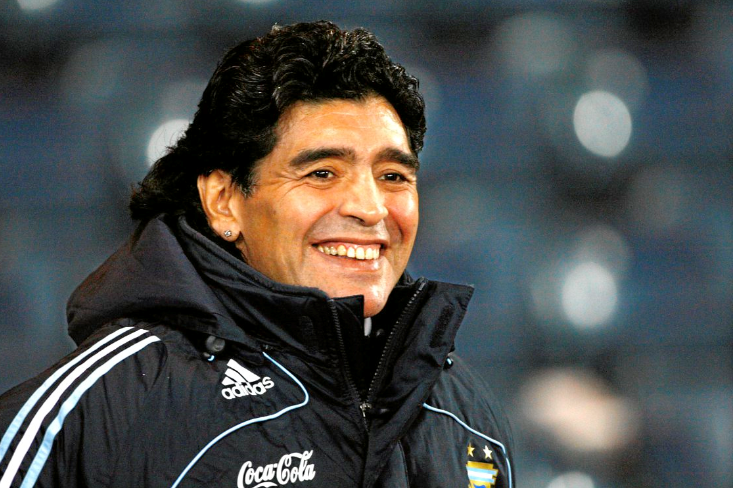 "Maradona, nicknamed ""D10S,"" a play on the Spanish word for god, and ""Pelusa"" for his prominent mane of hair, had battled alcohol and drug addiction for many years and had undergone brain surgery in November."