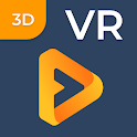 Fulldive 3D VR - 360 3D VR Video Player icon