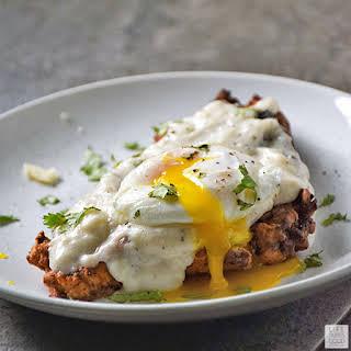 Chicken Fried Ribeye.