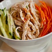 Cold Sesame Noodle (Chicken)