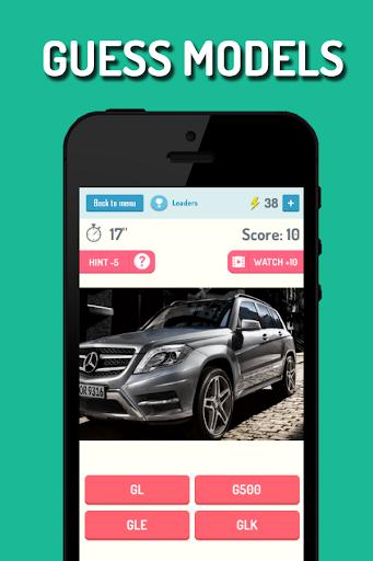 免費下載益智APP|Guess Car Quiz app開箱文|APP開箱王