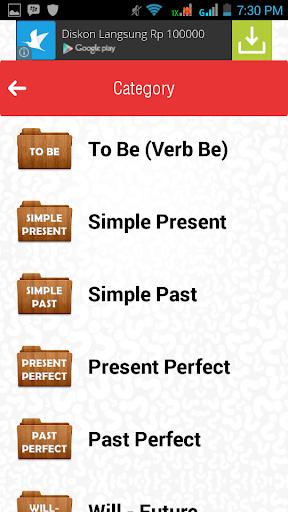 Kuis Grammar Bahasa Inggris