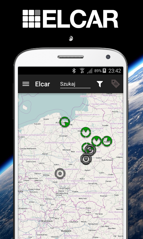 Elcar Online- screenshot