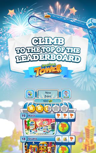 Pocket Tower: build & manage  screenshots 1