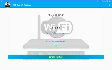 All Router Setup Page Finder 1.0.4