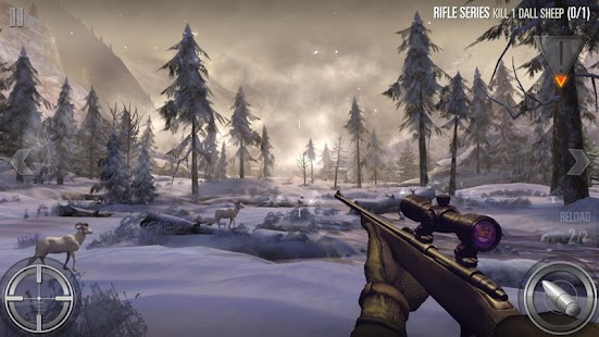 DEER HUNTER 2016 screenshot