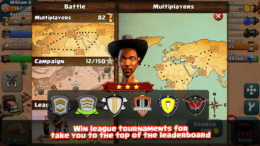 War Wild West apkmr screenshots 2