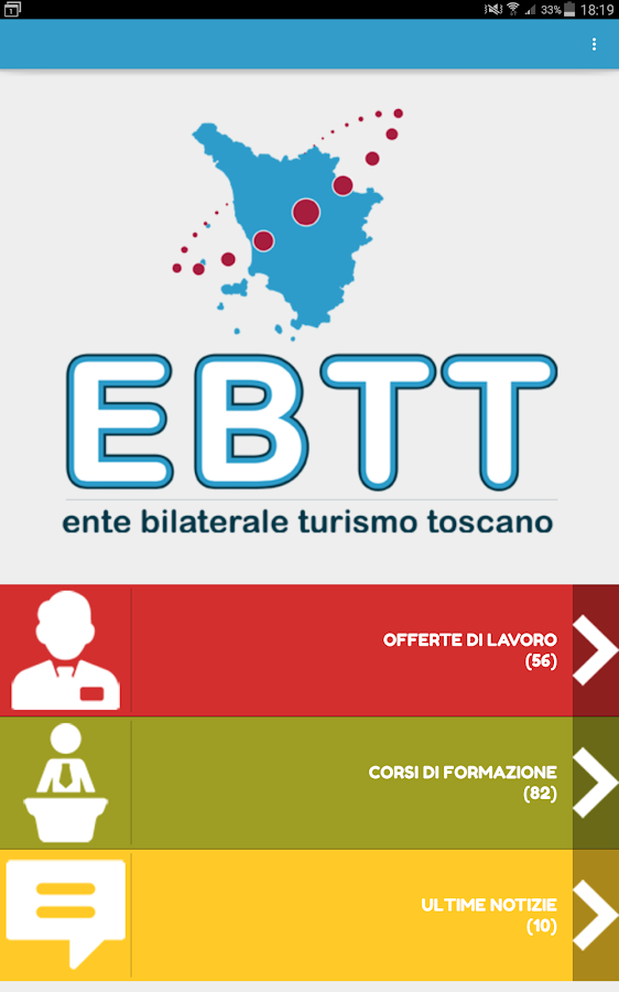 Ebtt App- screenshot