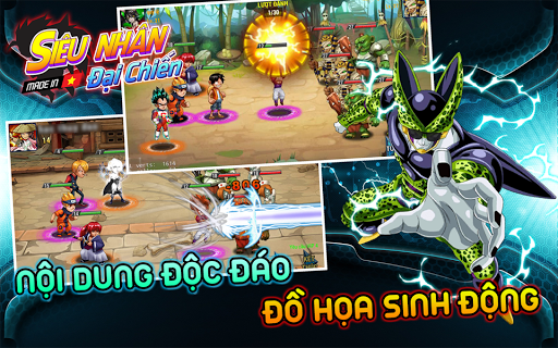 Game chiến thuật SNDC 2015