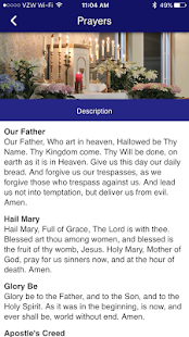 Walla Walla Catholic Parishes- screenshot thumbnail
