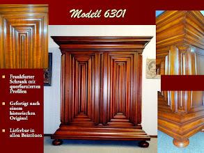 Photo: 6301 Front und Details, BAYER Stilmöbel