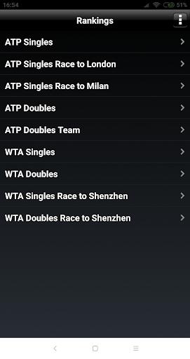 ATP/WTA Live 1.2.60 screenshots 7