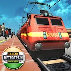 Indian Metro Train Simulator icon