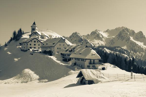 Vietato sciare di pierce