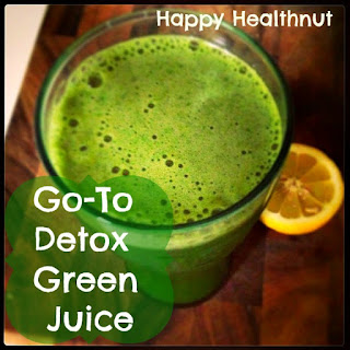 Go-To Detox Green Juice.