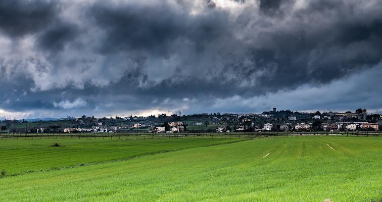 aspettando la tempesta di francesco|gallorini