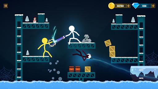 Supreme Stickman Battle Warrior: Duelist Fight apkmr screenshots 6