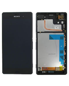 Xperia Z3 Display Original Black