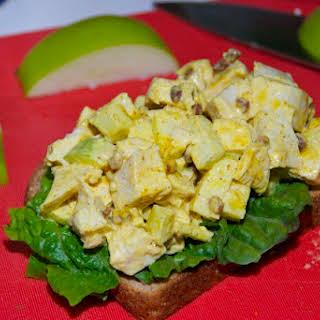 Honey Mustard Chicken Salad.