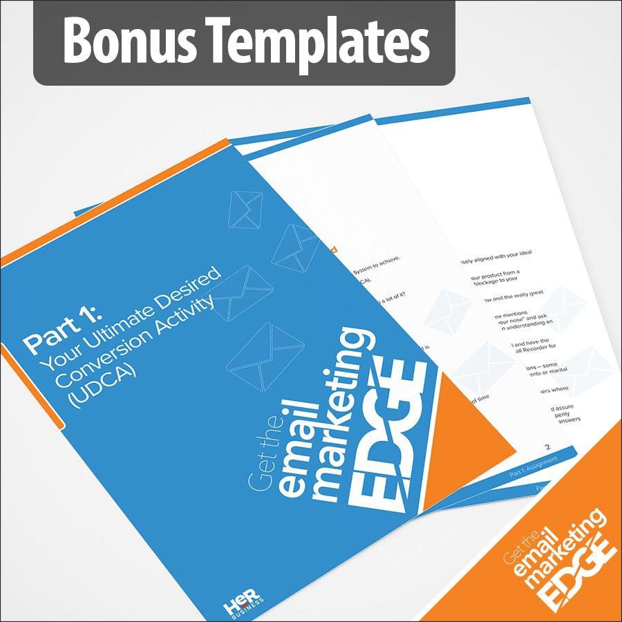 EME Bonus Templates