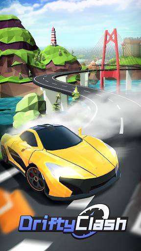 Drifty Clash apklade screenshots 1