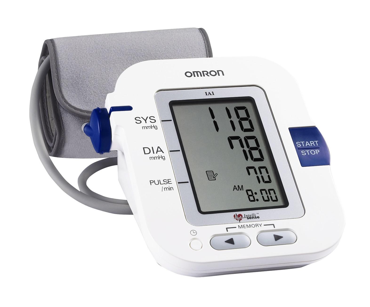 Sử dụng máy đo huyết áp tại nhà giúp tiết kiệm thời gian và chi phí