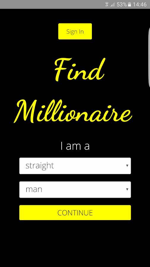 millionaire dating sex date free