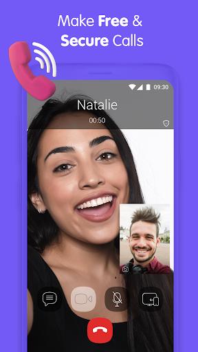 Viber Messenger - Messages, Group Chats & Calls screenshot 3