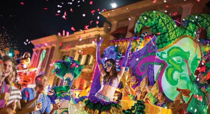 All you need to know about Universal's Mardi Gras festival