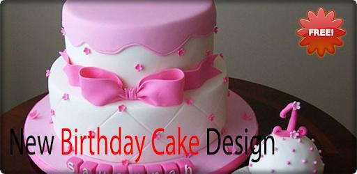 New Birthday Cake Design