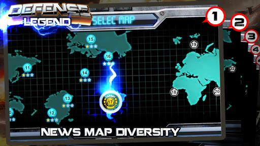 Tower defense- Defense Legend 2.0.8 screenshots 5