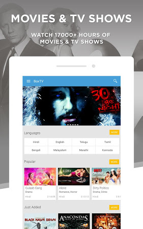 BoxTV Free Movies Online 2.96.6 screenshot 272748