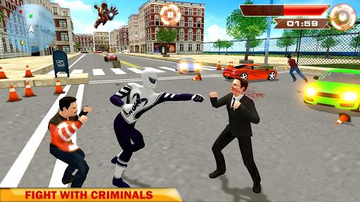 Flying Amazing Iron Spider Superhero Fighting 1.0.1 {cheat|hack|gameplay|apk mod|resources generator} 3