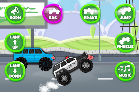 fun kids cars screenshot thumbnail