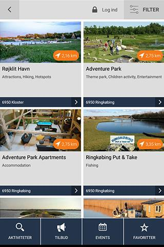 Discover Denmark - Guide to vacation in Denmark- screenshot