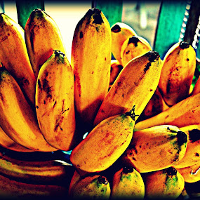 by Ne-z Lim - Food & Drink Fruits & Vegetables ( banana, pwcfruit )