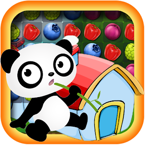Panda y Fruit Farm Gratis