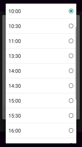 Agenda Ariane Ferreira Make up 1.2 screenshots 4