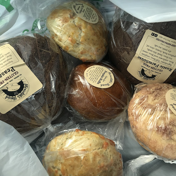 Photo from Meredith's Bread Inc